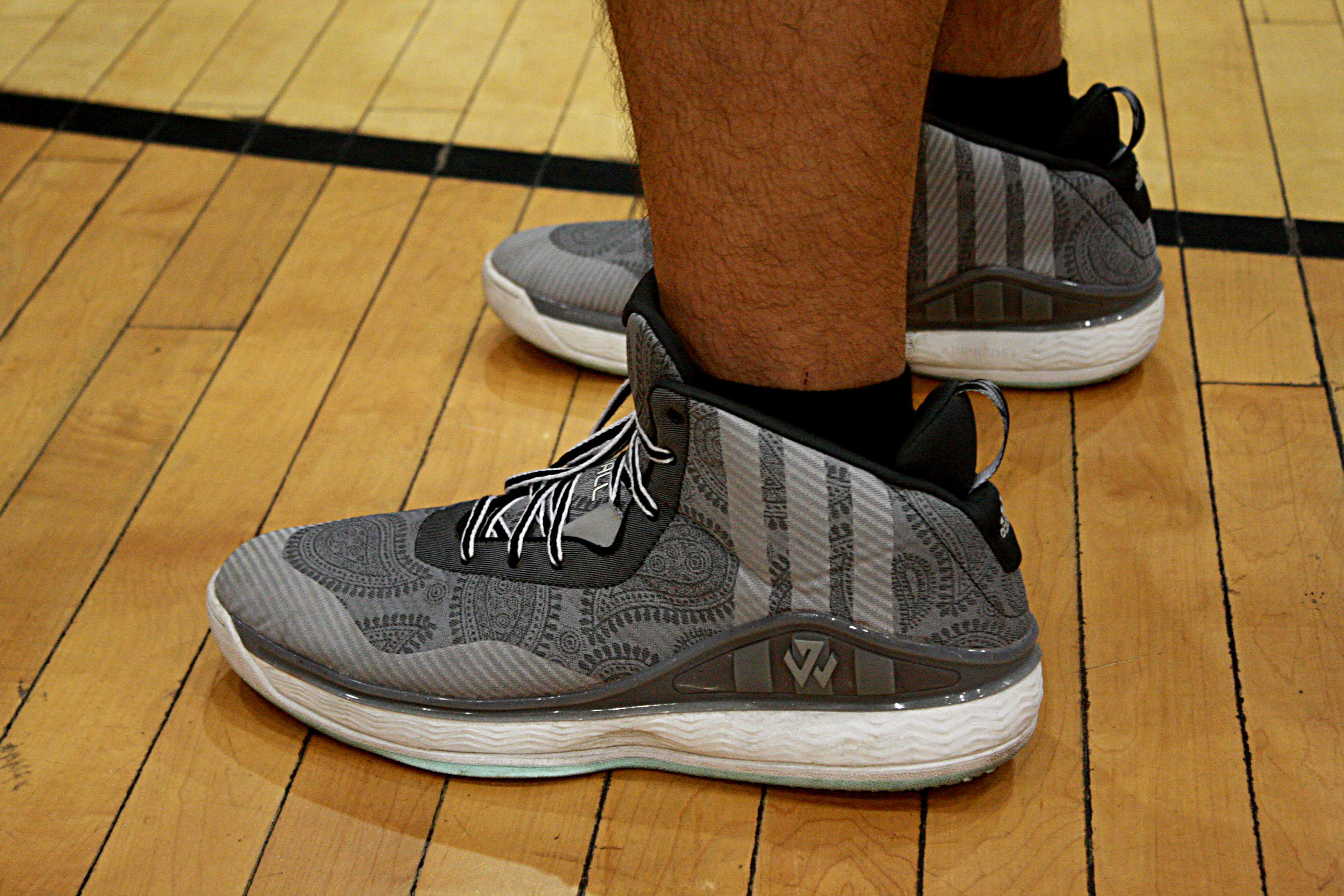 NBA FIT x adidas Nations Skills Camp Sneaker Watch – adictscorner 89874bf50